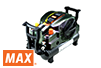 MAX(マックス) 45気圧スーパーエアコンプレッサー AK-HL 1250E2