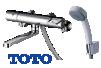 TOTO 浴室用シャワー水栓(壁付タイプ) TMGG40E